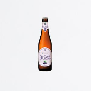 Bière cerise cassis bio