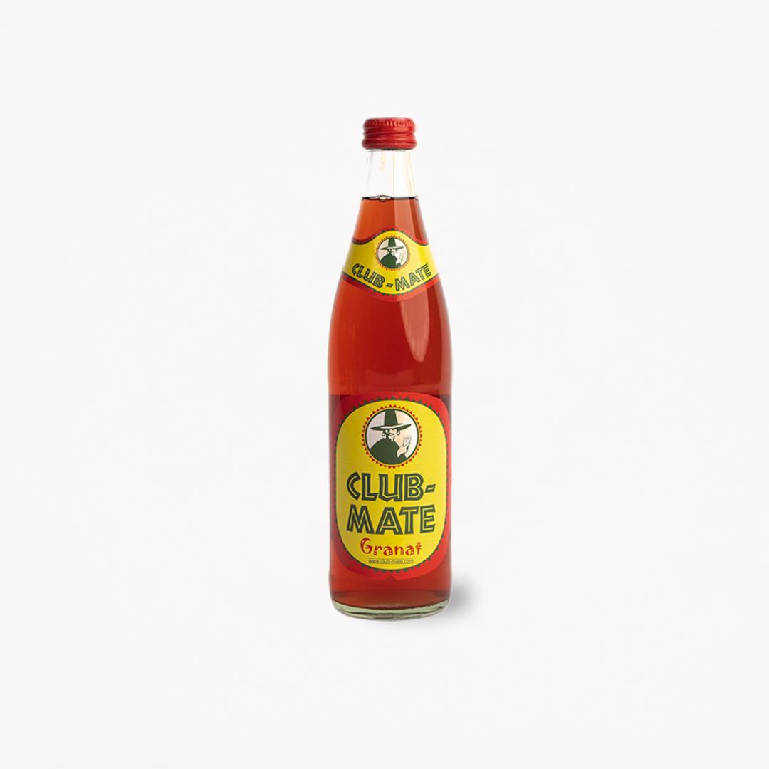 Club-Maté granat