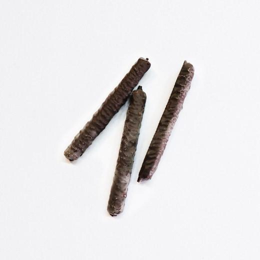 Croquants de sésame au chocolat