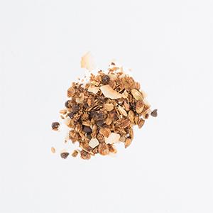 Granola fait main coco choco