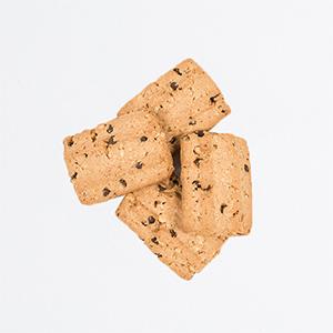 Biscuits aux 6 graines et chocolat