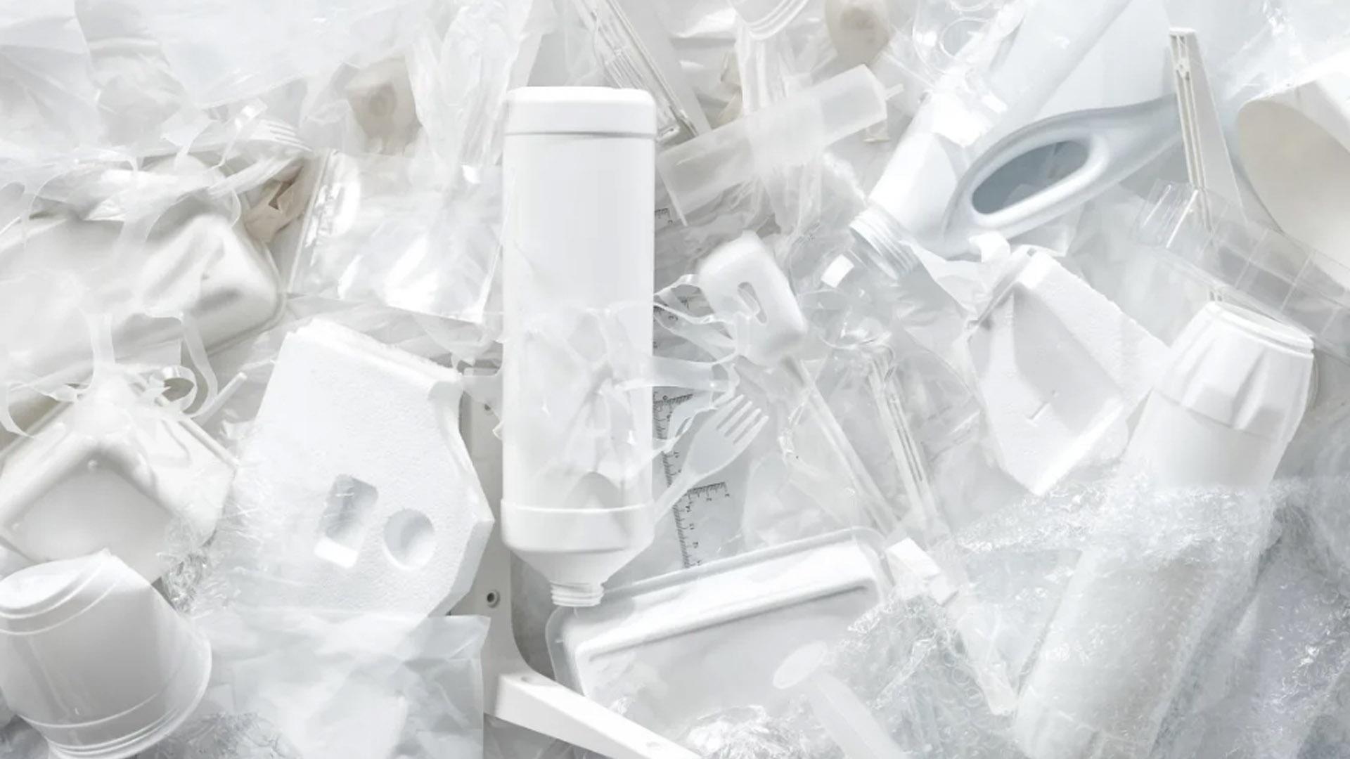 Zoom sur le plastique