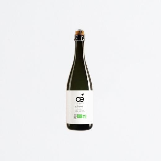 Bouteille vin crémant d'Alsace