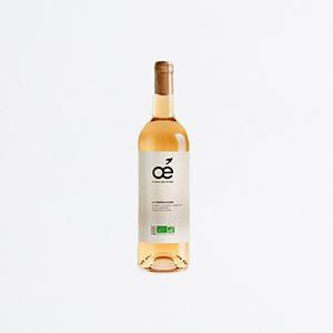 Bouteille vin rosé Méditerranéen