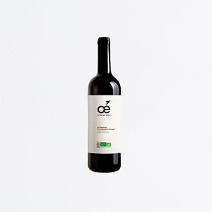 Vin Rouge Vaucluse Principauté d'Orange IGP Bio