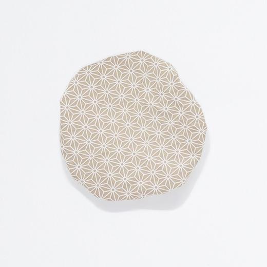 Couvre-plat en tissu réutilisable