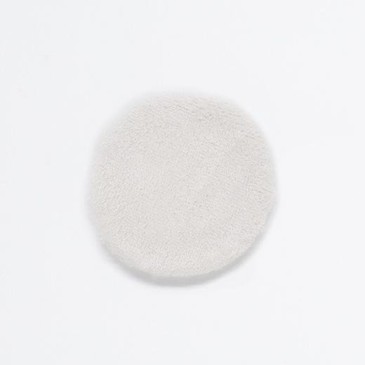 Coton lavable en bambou gris