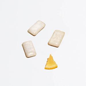 Chewing-gum naturel citron