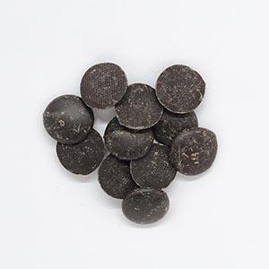 Chocolat noir palets