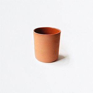 Pot en céramique artisanal