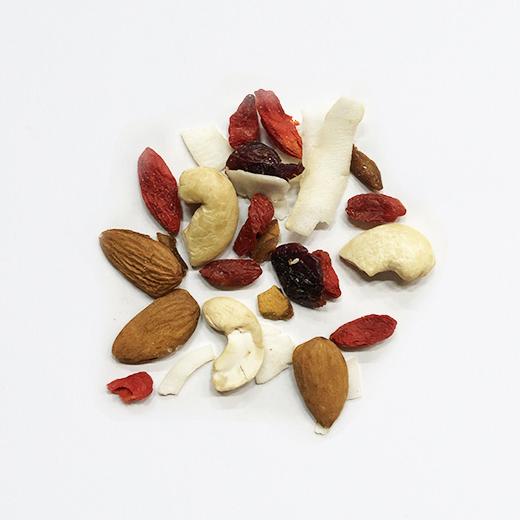 Fruits secs detox