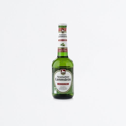 Bière blonde bio sans alcool