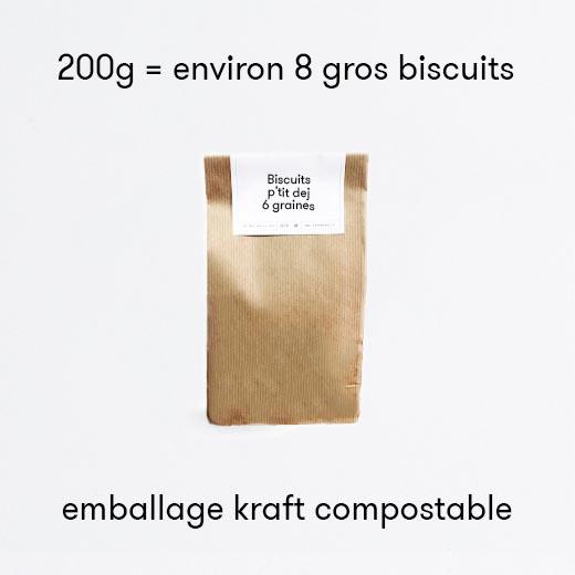 Biscuits choco noisette sans gluten