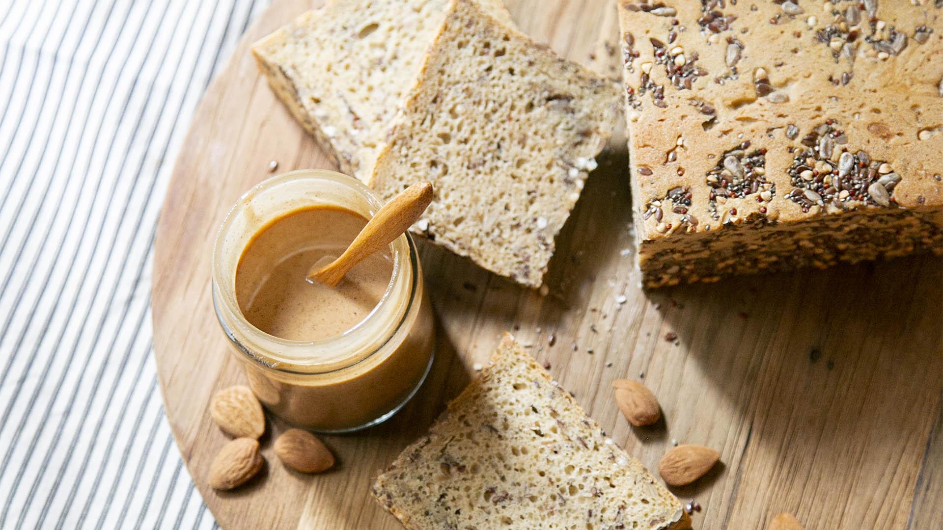 Recette : Pâte à tartiner noisette - amande - coco