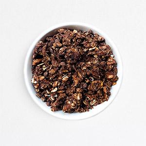 Granola chocolat chia
