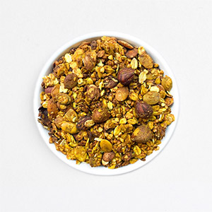 Granola salé curcuma sarrasin