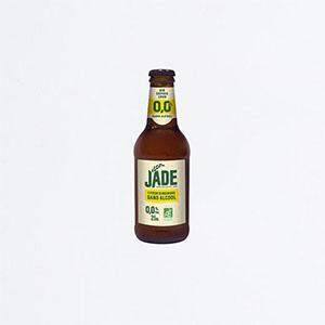 Bière blonde Jade bio sans alcool