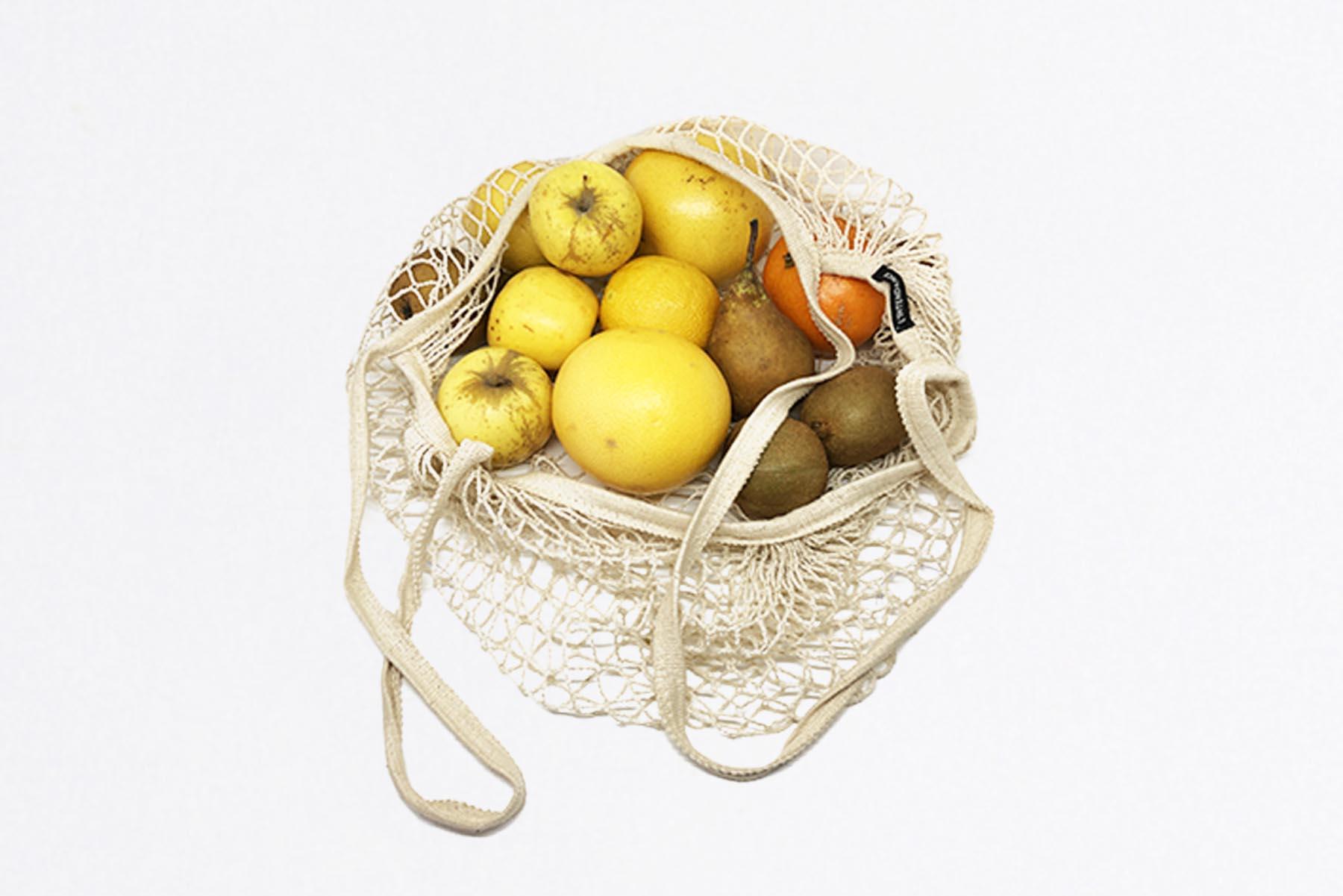 Petit panier de fruits bio