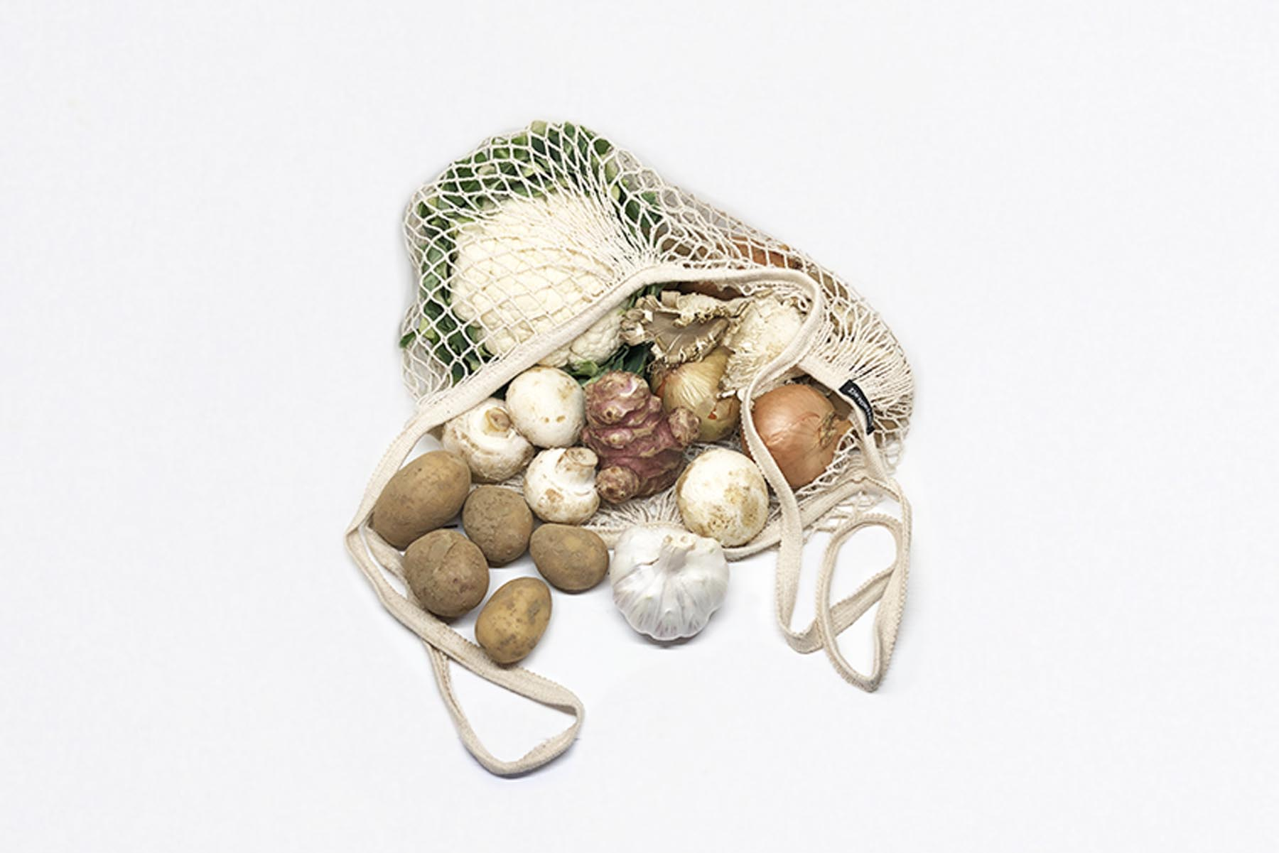 Petit panier de légumes