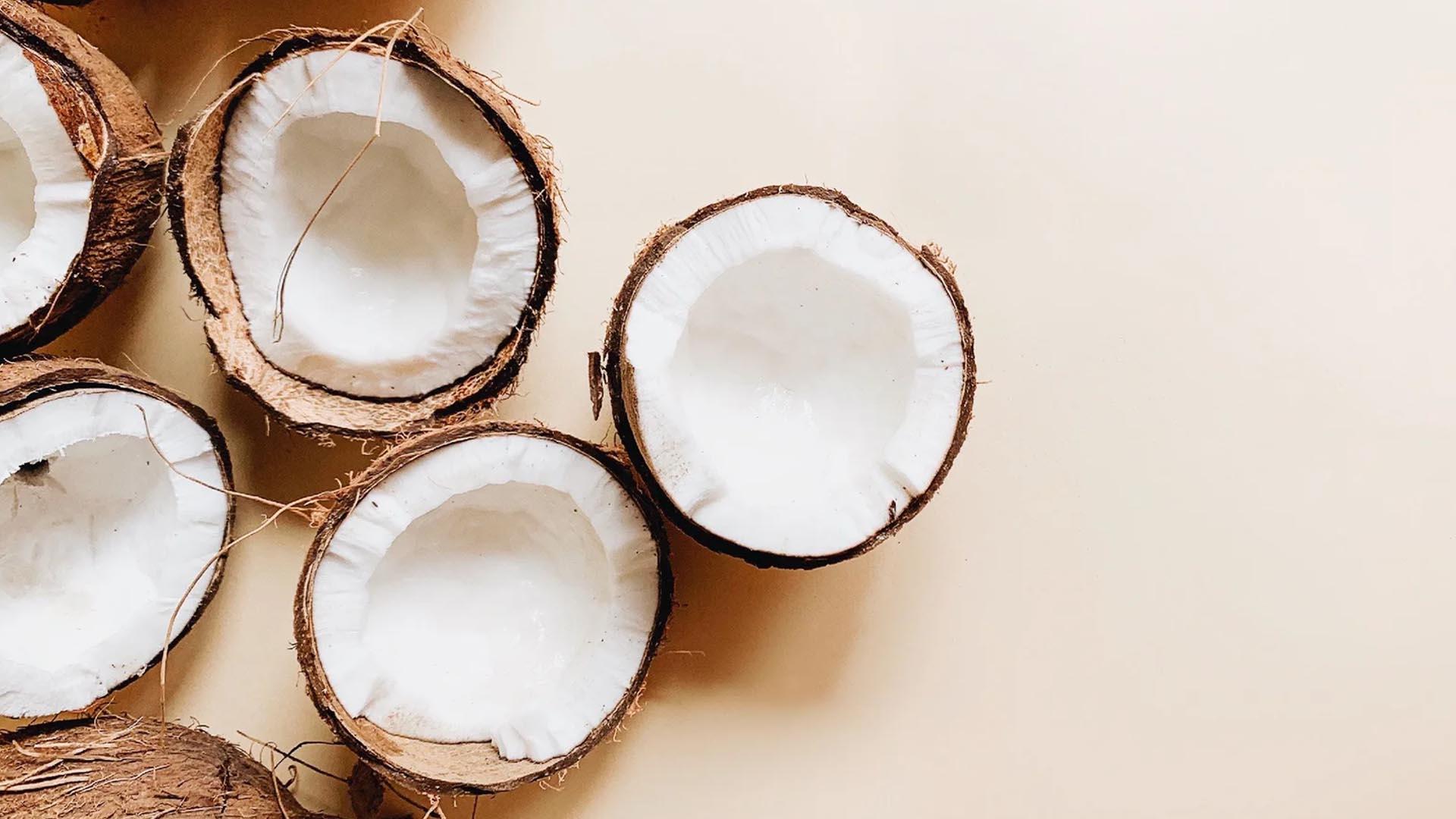 Huile de coco bio conservation