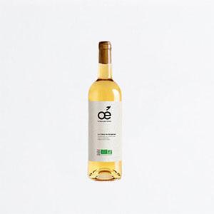 Bouteille de vin blanc Cotes-de-Bergerac