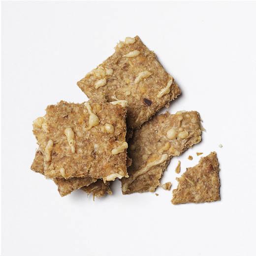 Crakers comte AOP oignon graines de millet