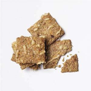 Crackers comté millet