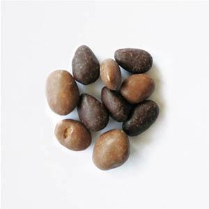 Mix amandes enrobées chocolat noir/lait