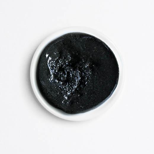 Purée de sésame noir