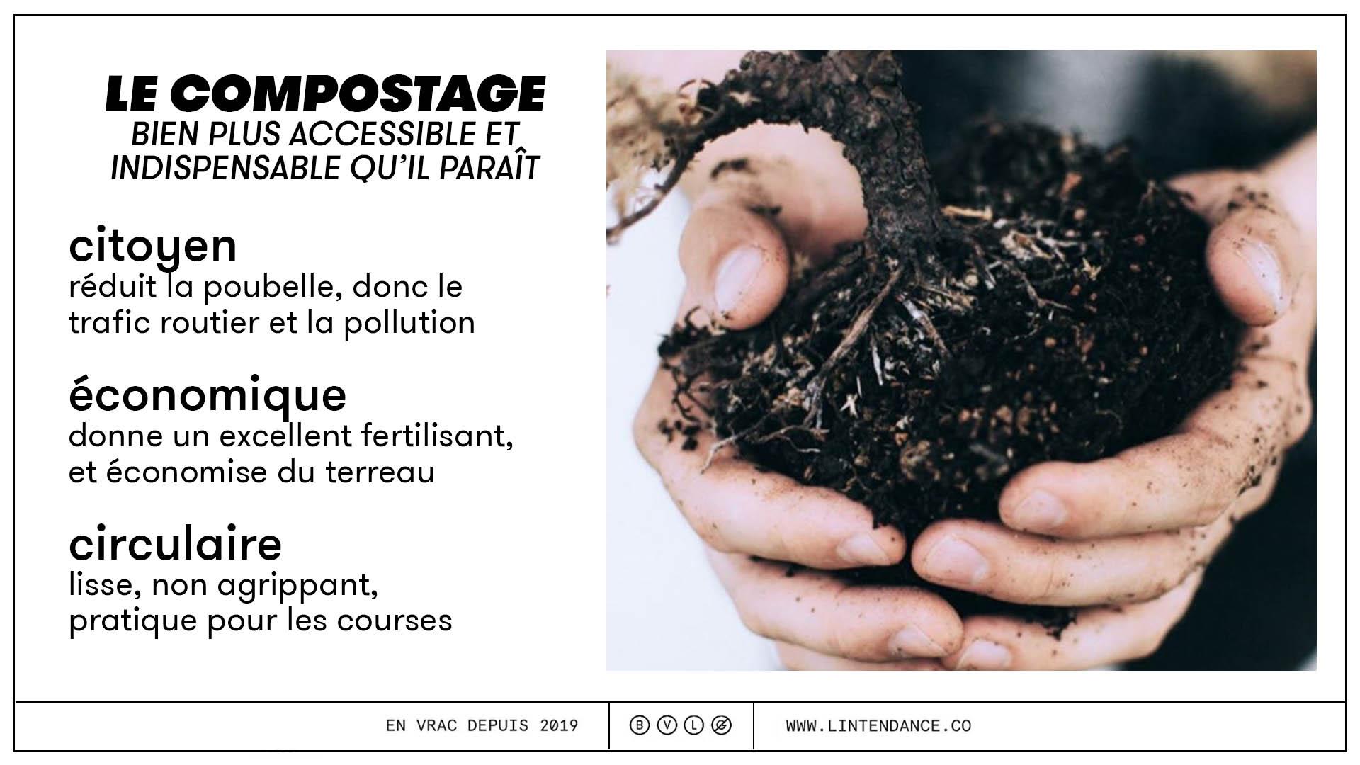 A quoi sert le compostage ? Pourquoi composter ?
