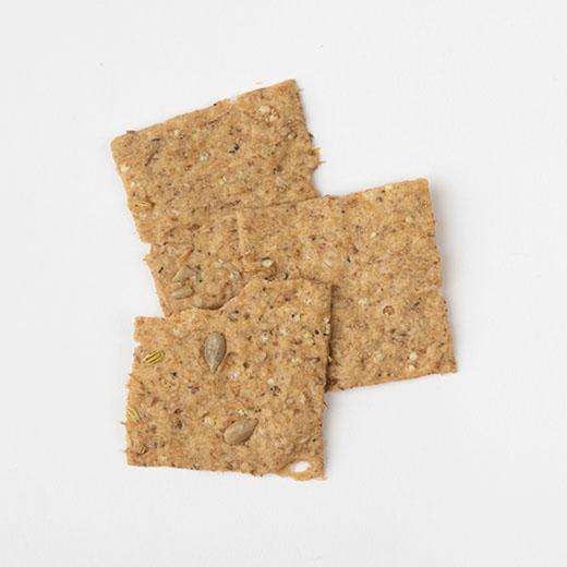 Crackers drêches épeautre fenouil
