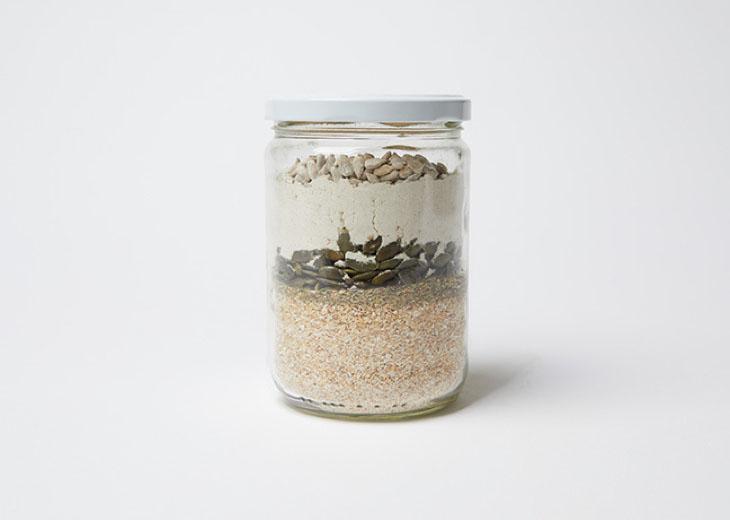 Mix Crackers aux graines maison
