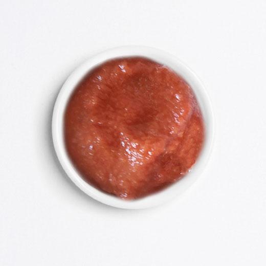 Coulis de tomate au piment d'espelette