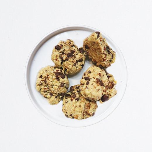 Mix Cookies aux pépites de chocolat maison