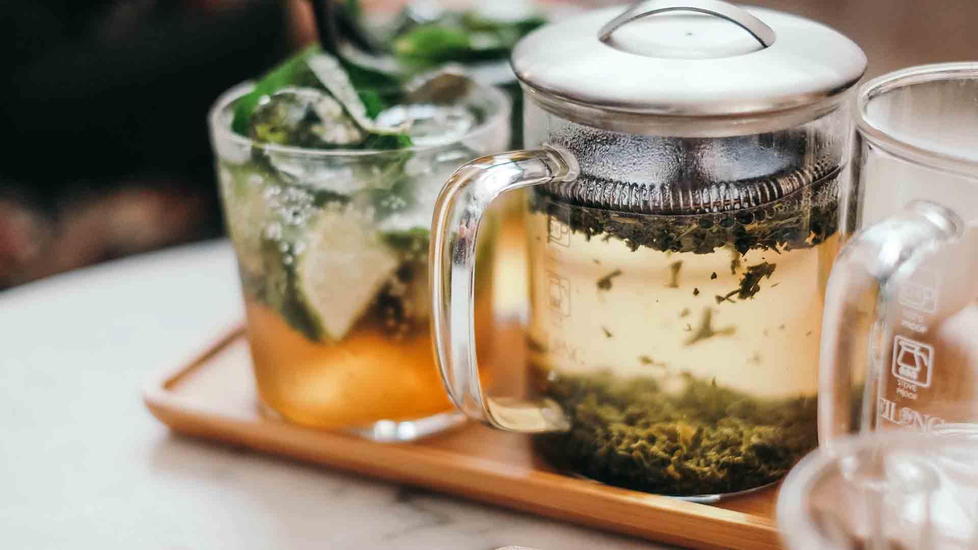 Remèdes anti gueuel de bois naturel detox thé