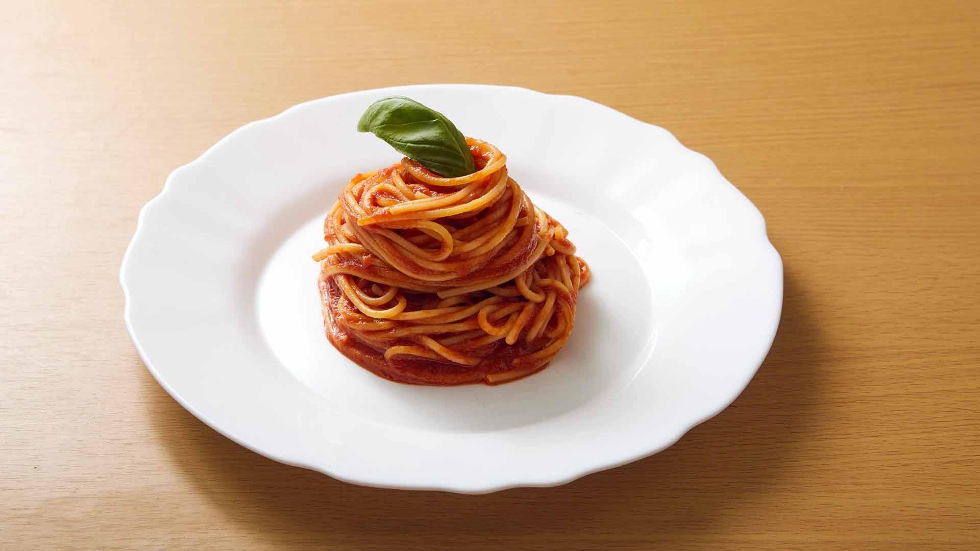 Recette pates spaghetti vin en vrac