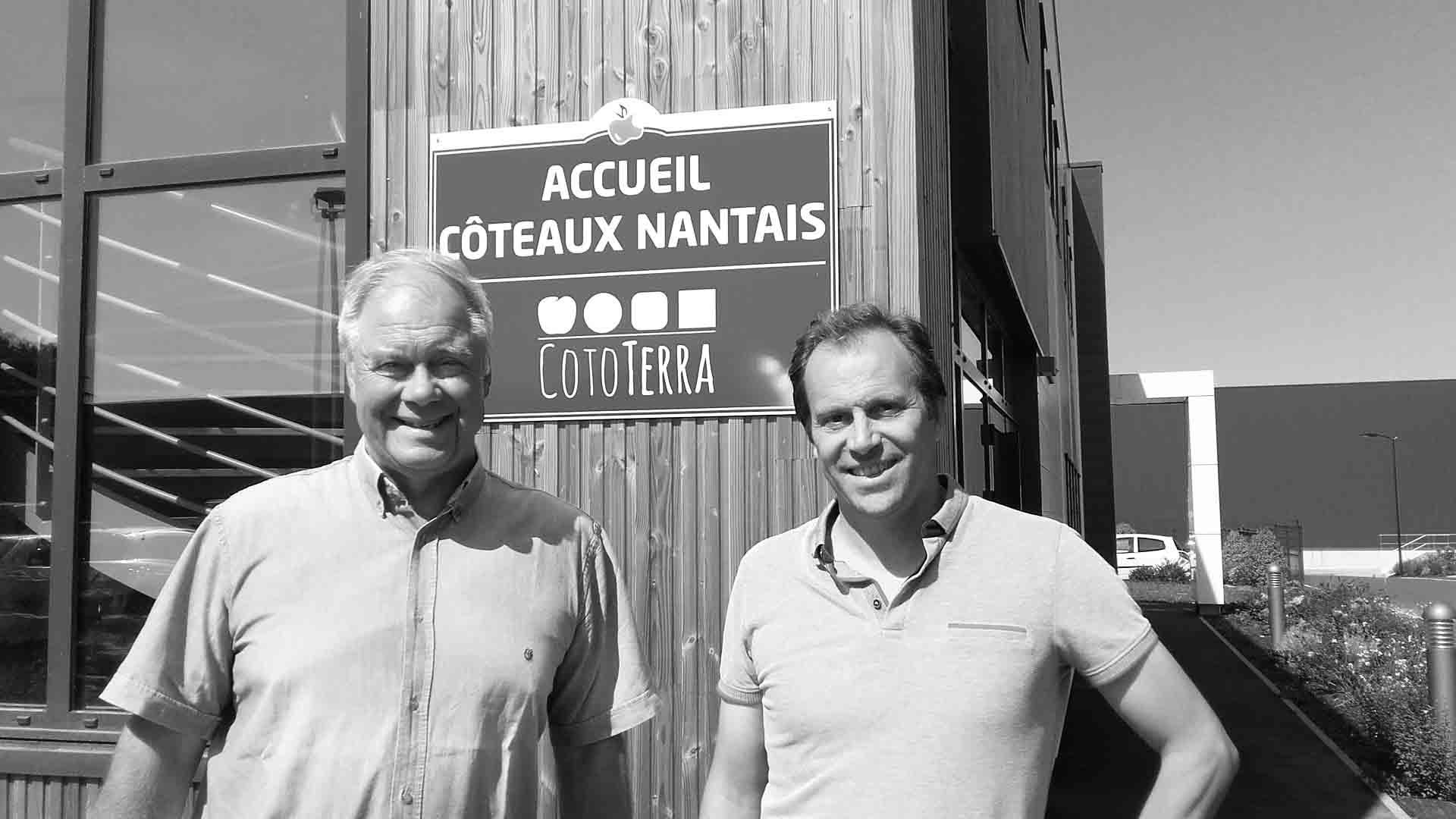 Les Côteaux Nantais producteur bio français vrac consigne L'intendance