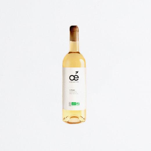 Vin blanc le bugey bio