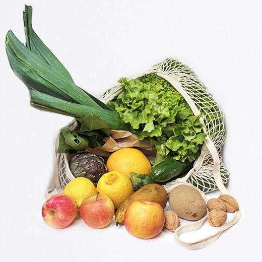 Grand panier fruits et legumes