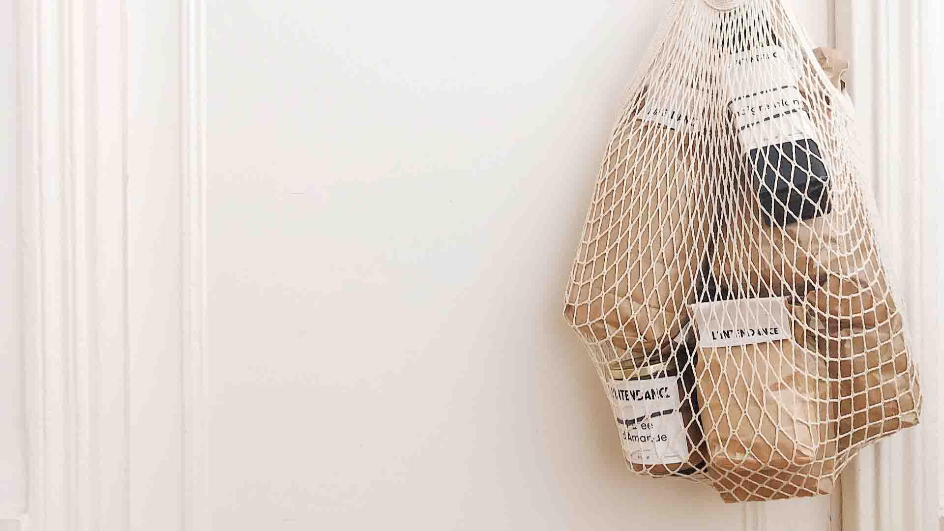 sac de courses réutilisable