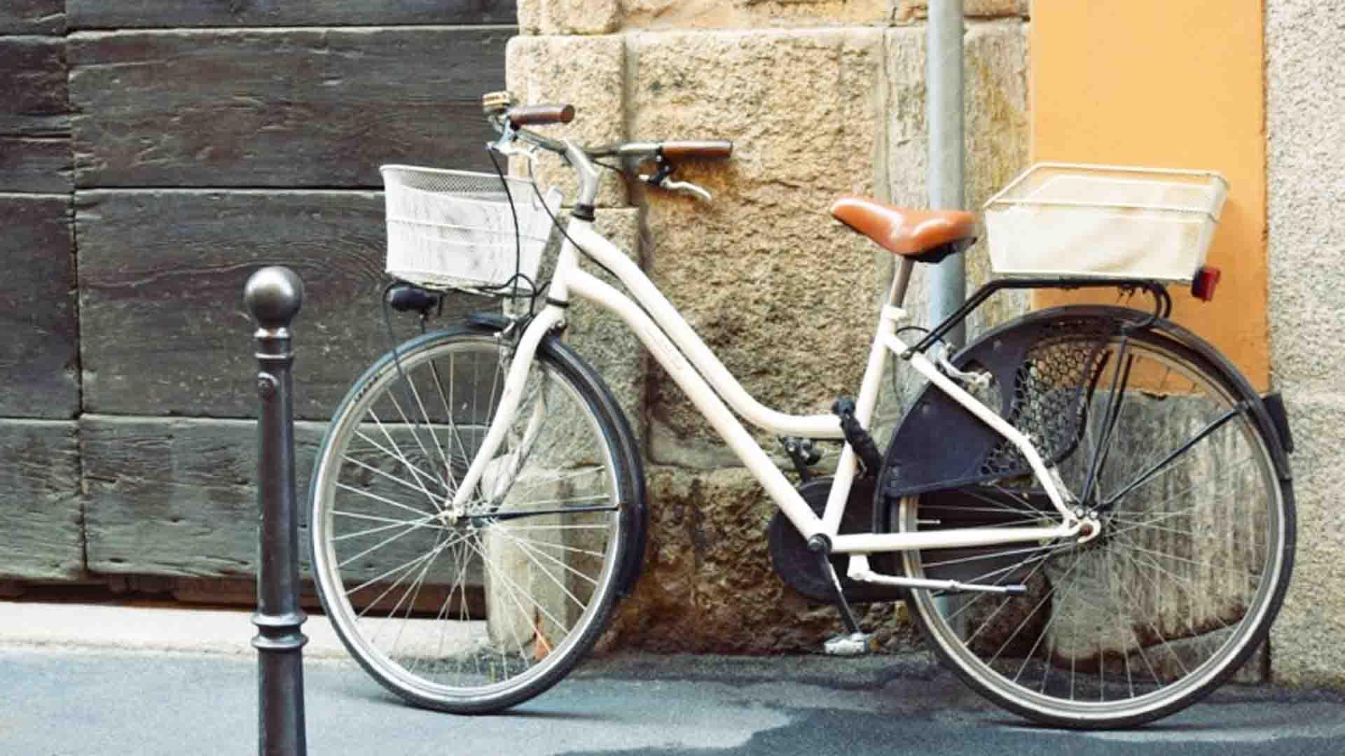 vélo zéro déchet