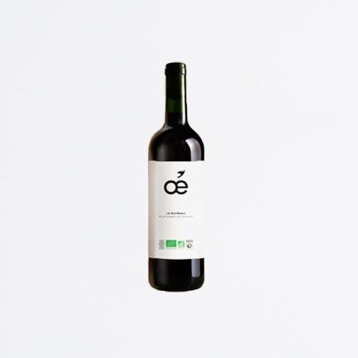 Vin rouge AOC de Bordeaux