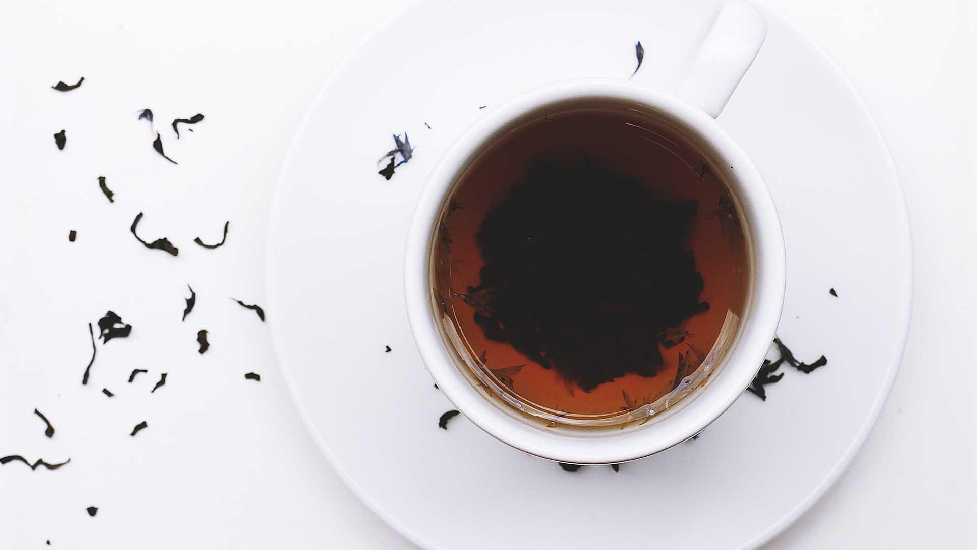 thé en vrac bio