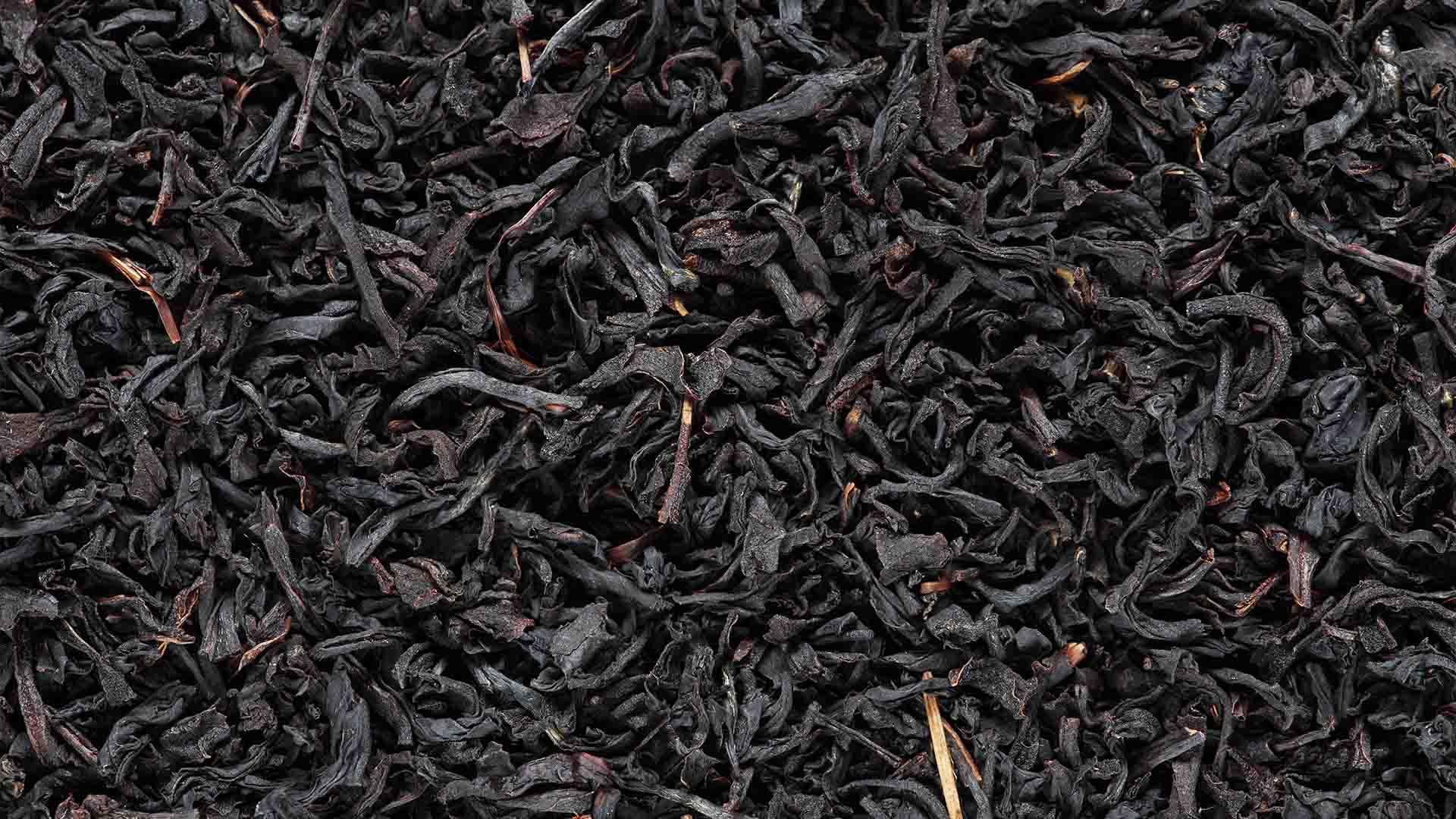 thé noir bio en vrac