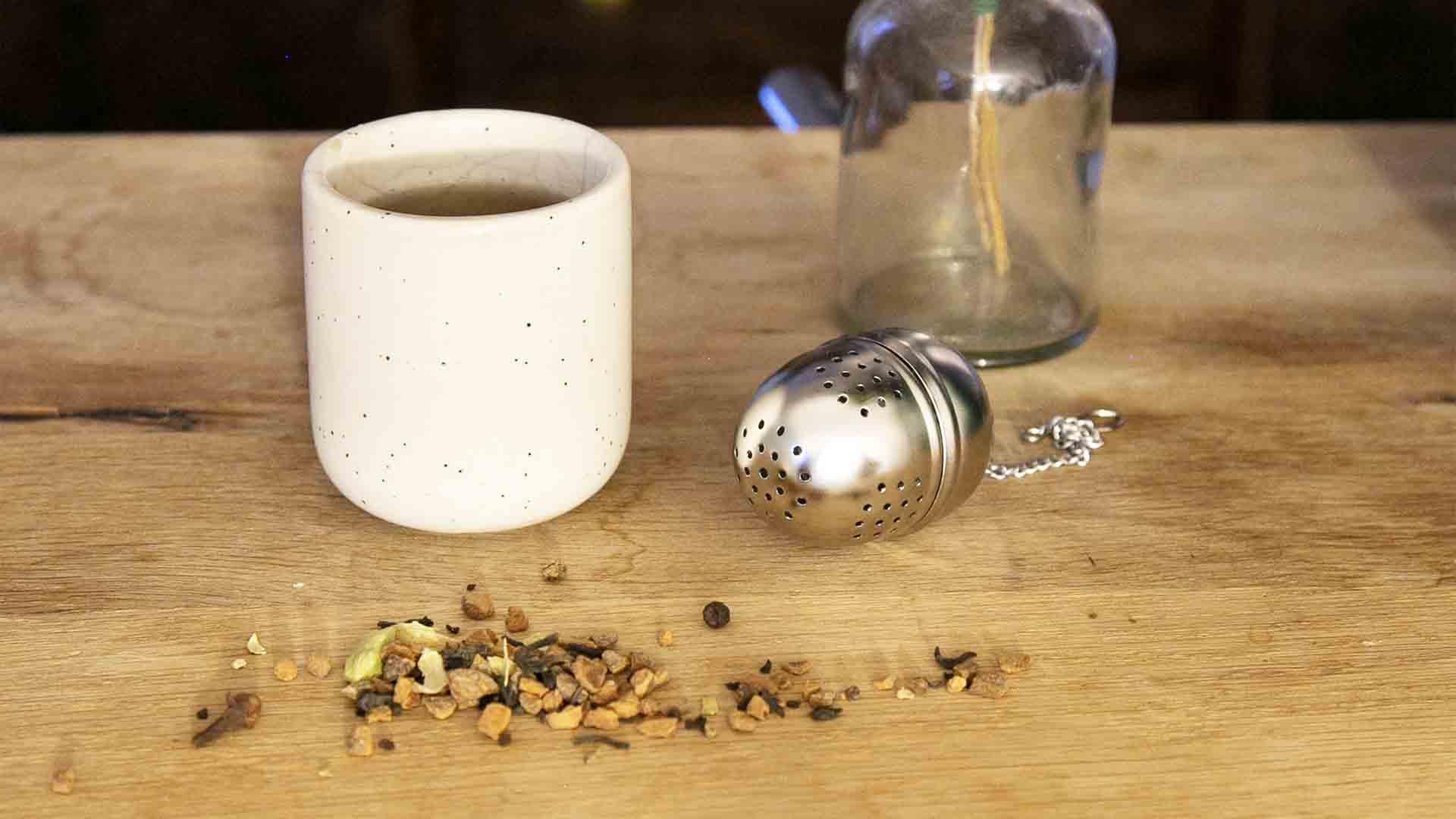 thé chaï bio en vrac