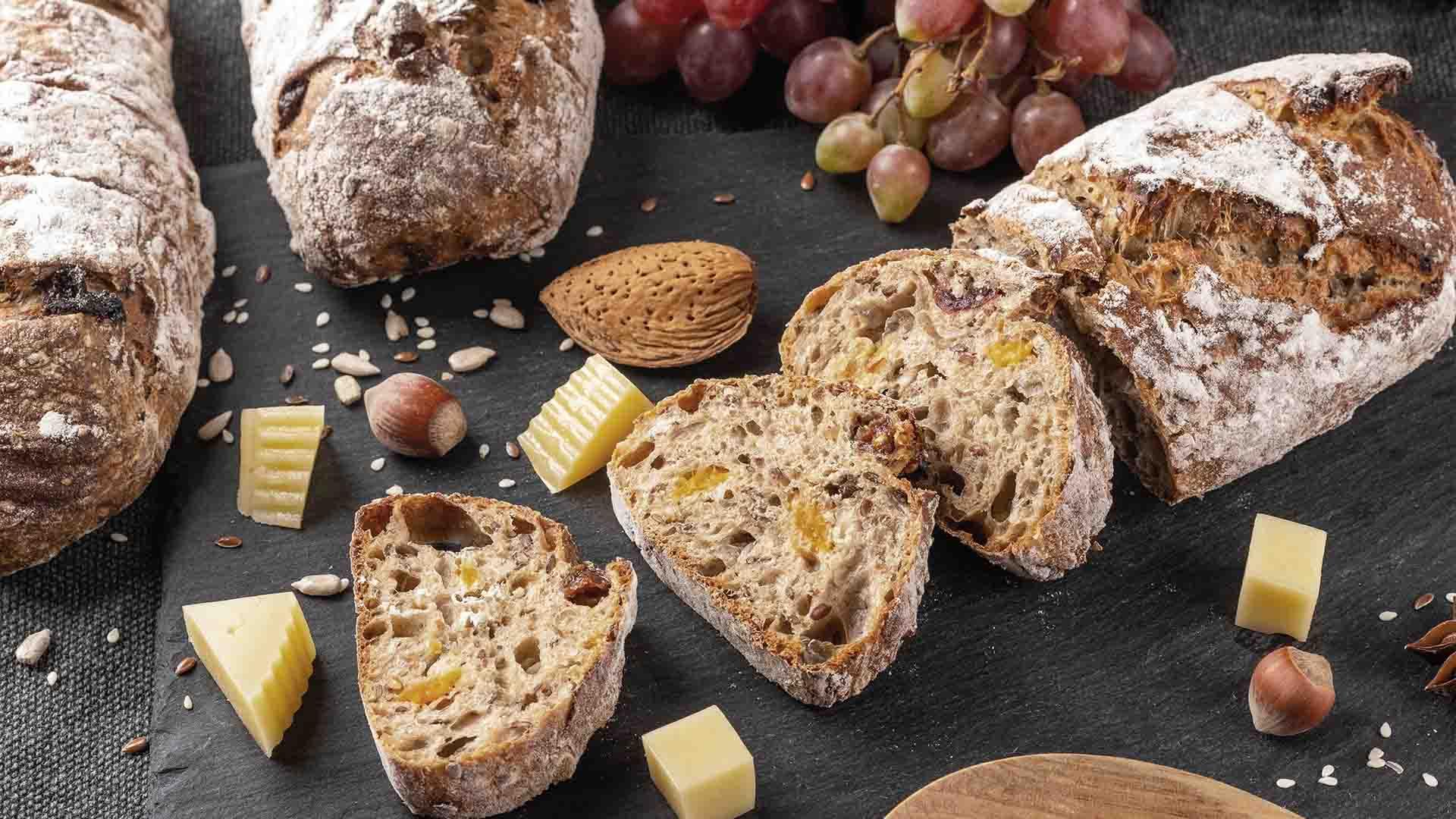 pain aux fruits secs apports nutritionnels