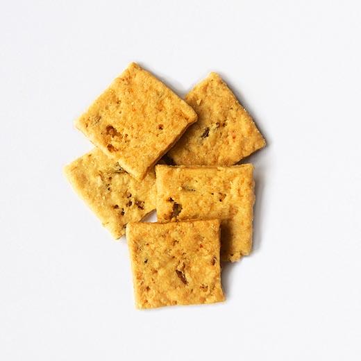 Biscuits au piment d'espelette