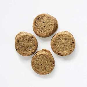 Biscuits petit épeautre amande citron vegan bio