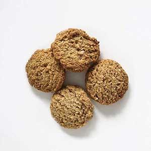 Biscuits citron sans gluten bio