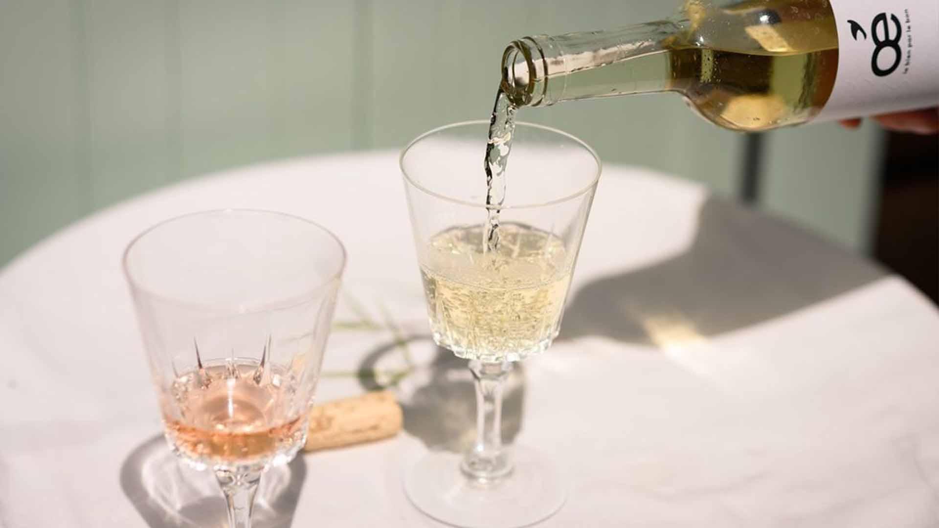 vin bio L'intendnace O